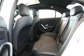 2019 Mercedes-Benz A-Class V177 A200 DCT White 7 Speed Sports Automatic Dual Clutch Sedan