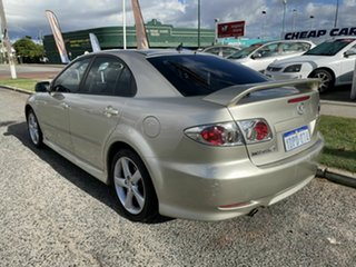 2003 Mazda 6 GG Luxury Sports Silver 4 Speed Auto Activematic Hatchback