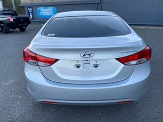 2012 Hyundai Elantra MD Premium Silver 6 Speed Sports Automatic Sedan