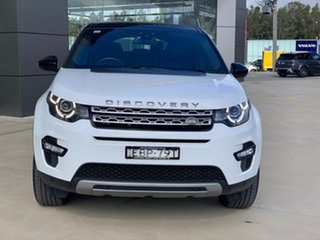 2019 Land Rover Discovery Sport L550 19MY HSE Fuji White 9 Speed Sports Automatic Wagon.