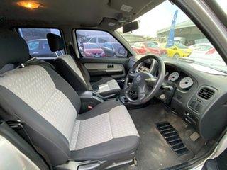 2009 Nissan Navara D22 MY2008 ST-R Silver 5 Speed Manual Utility