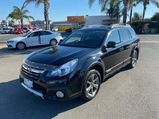 2013 Subaru Outback 4GEN 2.5I Premium Black Constant Variable SUV.