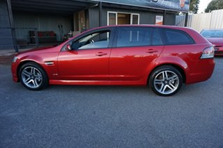 2011 Holden Commodore VE II SV6 Sportwagon Sizzle 6 Speed Sports Automatic Wagon.