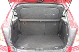 2013 Holden Trax TJ MY14 LTZ Red 6 Speed Automatic Wagon