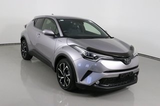 2017 Toyota C-HR NGX50R Update Koba (AWD) Silver Continuous Variable Wagon