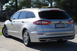 2017 Ford Mondeo MD 2017.50MY Ambiente Silver 6 Speed Sports Automatic Hatchback