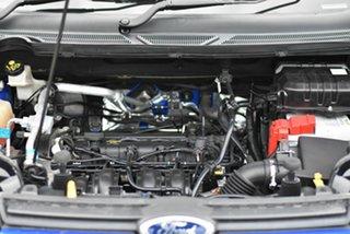 2013 Ford Ecosport BK Ambiente PwrShift Blue 6 Speed Sports Automatic Dual Clutch Wagon