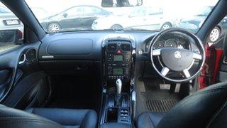 2005 Holden Calais VZ Maroon 5 Speed Sports Automatic Sedan.