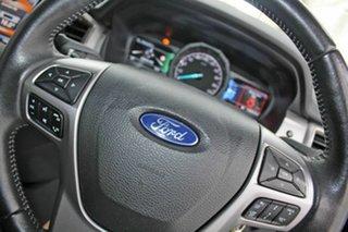 2016 Ford Ranger PX MkII MY17 XLT 3.2 Hi-Rider (4x2) Blue 6 Speed Manual Crew Cab Pickup