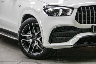 2020 Mercedes-Benz GLE-Class C167 801MY GLE53 AMG SPEEDSHIFT TCT 4MATIC+ Polar White 9 Speed.