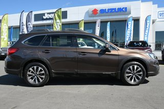 2017 Subaru Outback B6A MY17 2.0D CVT AWD Premium Brown 7 Speed Constant Variable Wagon.
