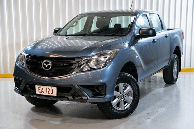 Used Mazda BT-50 UR0YG1 XT Hendra, 2018 Mazda BT-50 UR0YG1 XT Blue 6 Speed Sports Automatic Utility