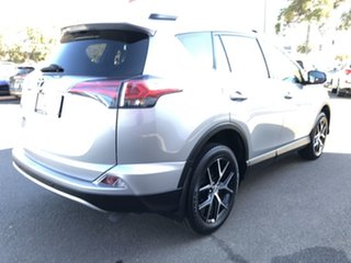 2017 Toyota RAV4 ZSA42R MY18 GXL (2WD) Silver Sky Continuous Variable Wagon.