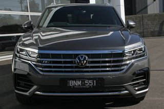 2020 Volkswagen Touareg CR MY21 210TDI Tiptronic 4MOTION R-Line Grey 8 Speed Sports Automatic Wagon