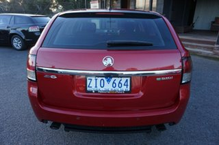 2011 Holden Commodore VE II SV6 Sportwagon Sizzle 6 Speed Sports Automatic Wagon
