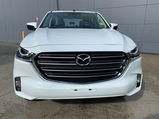 2021 Mazda BT-50 TFS40J XTR Ice White 6 Speed Sports Automatic Utility