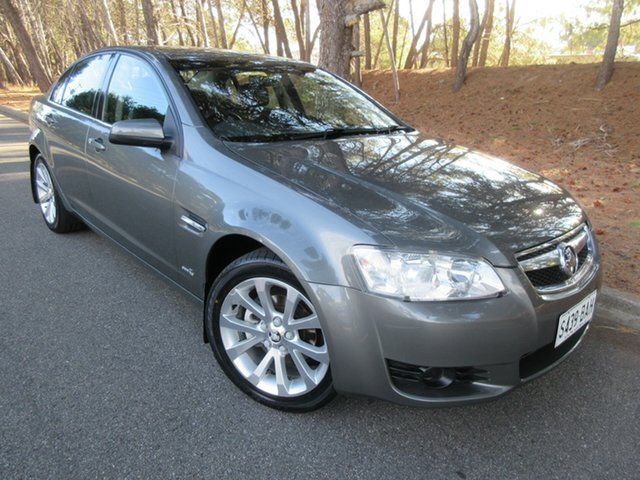 Used Holden Berlina VE II Reynella, 2011 Holden Berlina VE II Grey 6 Speed Sports Automatic Sedan