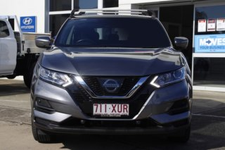 2017 Nissan Qashqai J11 Series 2 ST X-tronic Grey 1 Speed Constant Variable Wagon