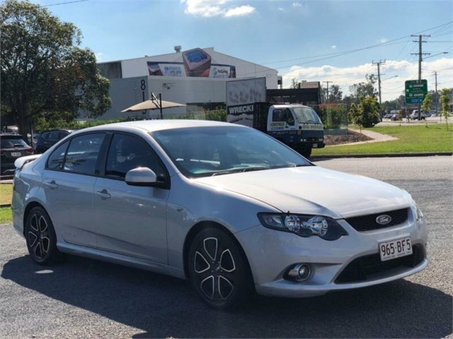 Used Ford Falcon FG XR6 Archerfield, 2009 Ford Falcon FG XR6 Silver 5 Speed Sports Automatic Sedan