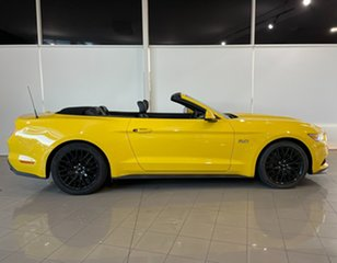 2017 Ford Mustang FM 2017MY GT SelectShift Yellow 6 Speed Sports Automatic Convertible