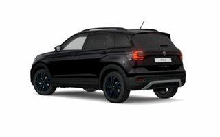 2021 Volkswagen T-Cross C1 MY21 85TSI DSG FWD CityLife Black 7 Speed Sports Automatic Dual Clutch.