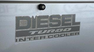 2002 Mazda Bravo B2500 DX Silver 5 Speed Manual Utility