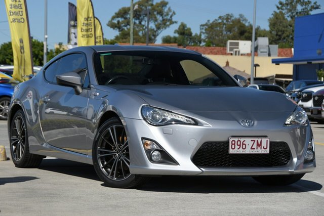 Used Toyota 86 ZN6 GTS Aspley, 2014 Toyota 86 ZN6 GTS Silver 6 Speed Manual Coupe