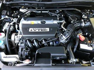 2012 Honda Accord 8th Gen MY12 VTi Black 5 Speed Sports Automatic Sedan