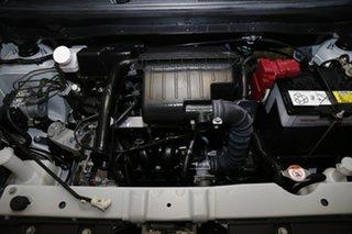 2015 Mitsubishi Mirage LA MY15 ES White 5 Speed Manual Hatchback