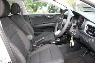 2021 Kia Rio YB MY21 Sport Clear White 6 Speed Automatic Hatchback