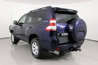 2014 Toyota Landcruiser Prado KDJ150R MY14 GXL (4x4) Blue 5 Speed Sequential Auto Wagon