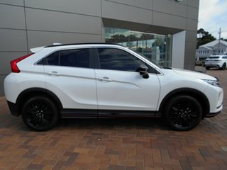 2018 Mitsubishi Eclipse Cross YA MY18 ES 2WD White 8 Speed Constant Variable Wagon.