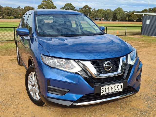 Demo Nissan X-Trail T32 MY21 ST X-tronic 2WD St Marys, 2021 Nissan X-Trail T32 MY21 ST X-tronic 2WD Marine Blue 7 Speed Constant Variable Wagon