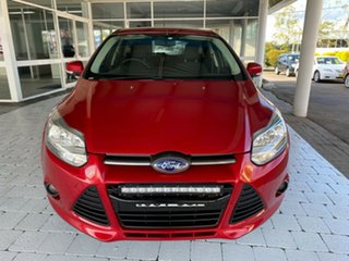 2014 Ford Focus Trend Red Sports Automatic Dual Clutch Hatchback.