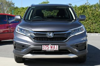 2015 Honda CR-V RM Series II MY16 VTi 4WD Modern Steel 5 Speed Sports Automatic Wagon