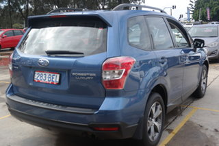2014 Subaru Forester S4 MY14 2.5i Lineartronic AWD Luxury Blue 6 Speed Constant Variable Wagon