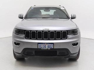 2017 Jeep Grand Cherokee WK MY17 Laredo (4x2) Silver 8 Speed Automatic Wagon.