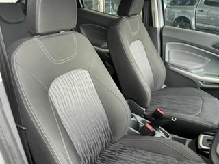 2014 Ford Ecosport BK Trend Silver 6 Speed Automatic Wagon