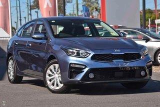 2021 Kia Cerato BD MY21 S Blue 6 Speed Sports Automatic Hatchback.