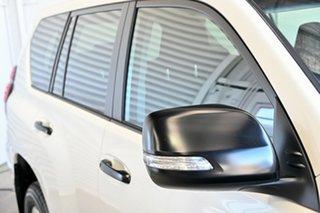 2019 Toyota Landcruiser Prado GDJ150R GX Crystal Pearl 6 Speed Sports Automatic Wagon.