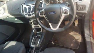 2011 Ford Fiesta WT Zetec 6 Speed Automatic Hatchback