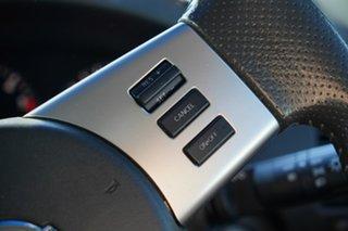 2012 Nissan Navara D40 S5 MY12 ST-X Blackline Blue 7 Speed Sports Automatic Utility