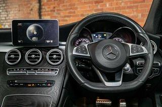 2016 Mercedes-Benz GLC-Class X253 807MY GLC250 9G-Tronic 4MATIC Hyacinth Red 9 Speed