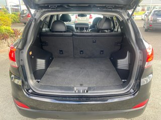 2012 Hyundai ix35 LM MY12 Highlander AWD Black 6 Speed Sports Automatic Wagon