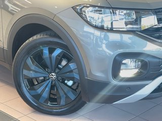 2021 Volkswagen T-Cross C1 MY21 85TSI DSG FWD CityLife Grey 7 Speed Sports Automatic Dual Clutch