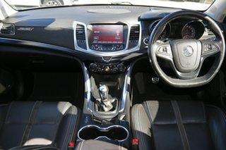 2015 Holden Commodore VF MY15 SS V Redline White 6 Speed Manual Sedan