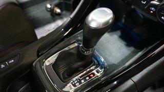 2016 Holden Ute VF II MY16 SV6 Ute Black Blue 6 Speed Sports Automatic Utility