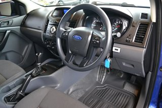 2013 Ford Ranger PX XL Hi-Rider Blue 6 Speed Sports Automatic Utility.