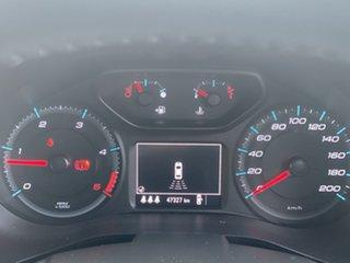 2018 Holden Colorado RG MY18 LS Pickup Crew Cab Grey 6 Speed Manual Utility