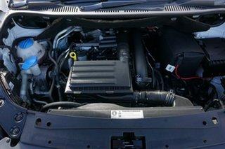 2015 Volkswagen Caddy 2K MY16 TSI220 SWB DSG Trendline White 7 Speed Sports Automatic Dual Clutch